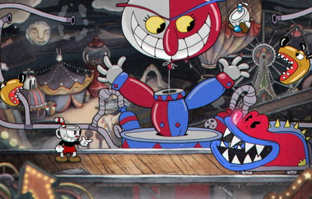 cuphead gaming pc with low specs