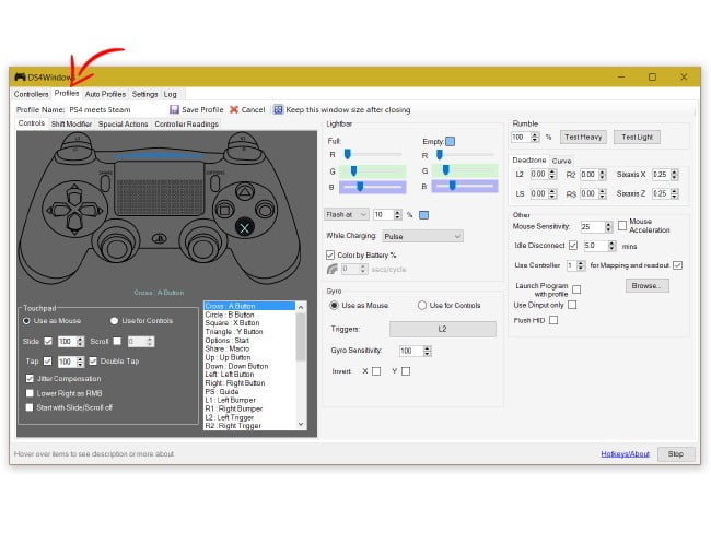 how to use ps4 dualshock 4