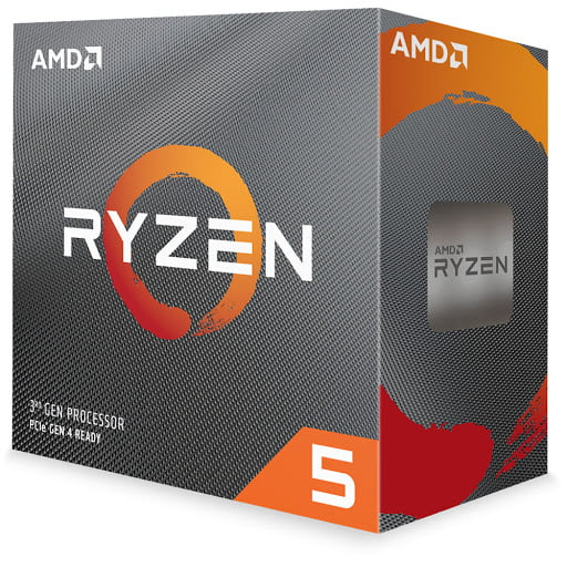 AMD Ryzen 5 3600 best cpu for RTX 2070