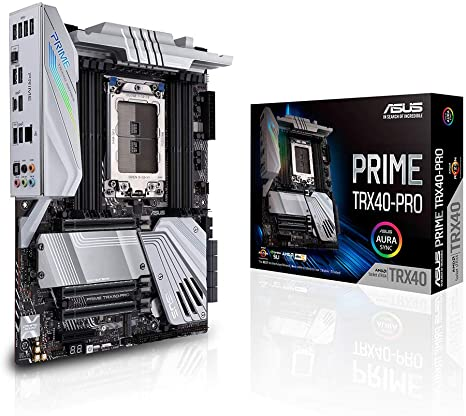 Asus prime TRX40 Pro - best white motherboard
