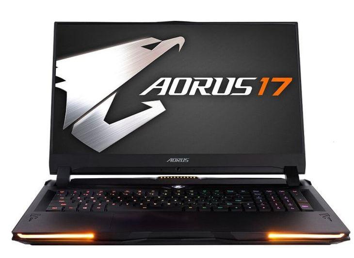 Aorus 17 ya- Best Laptop with 32Gb ram