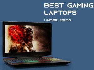 Best Gaming laptop Under 1200