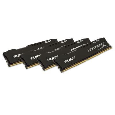 HyperX-FURY-Black-32GB-2666Mhz
