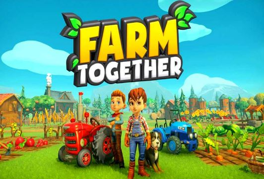 Farm Together - Best games like stardew valley