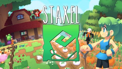 Staxel - Best similar game like Stardew Valley