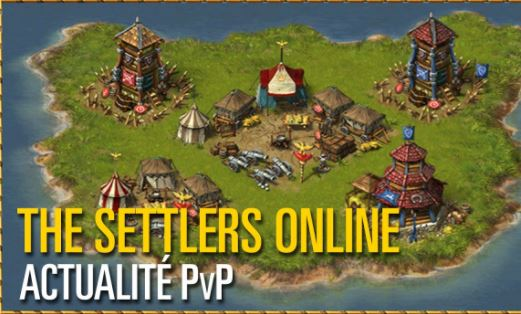 The Settlers Online - Game like Age of Empire
