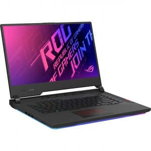 ASUS ROG Strix Scar 17 (2020) - best gaming laptop