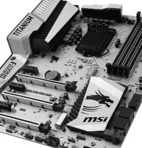 MSI Enthusiastic Gaming Intel Z170A Motherboard Under 200 Dollar