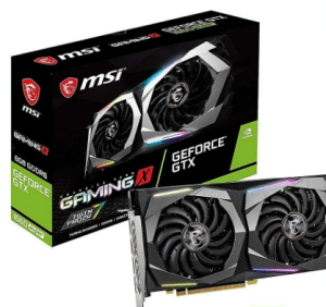 MSI Gaming GeForce GTX 1660 Ti Graphics Card for Premiere Pro