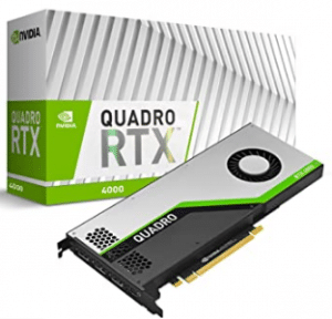 Nvidia GeForce RTX 2080 Graphics Card for Video Rendering