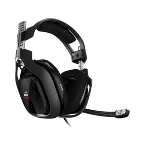 ASTRO Gaming A40 TR Wired Headset with Astro Audio V2 for PlayStation 5, PlayStation 4, PC, Mac