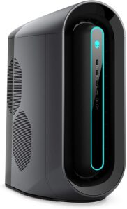 New Alienware Aurora R11 Gaming Desktop, Intel i7-10700KF, NVIDIA GeForce RTX 2080 Super 8GB GDDR6, 512GB SSD + 1TB SATA HDD, 16GB DDR4 XMP, Windows 10 Home